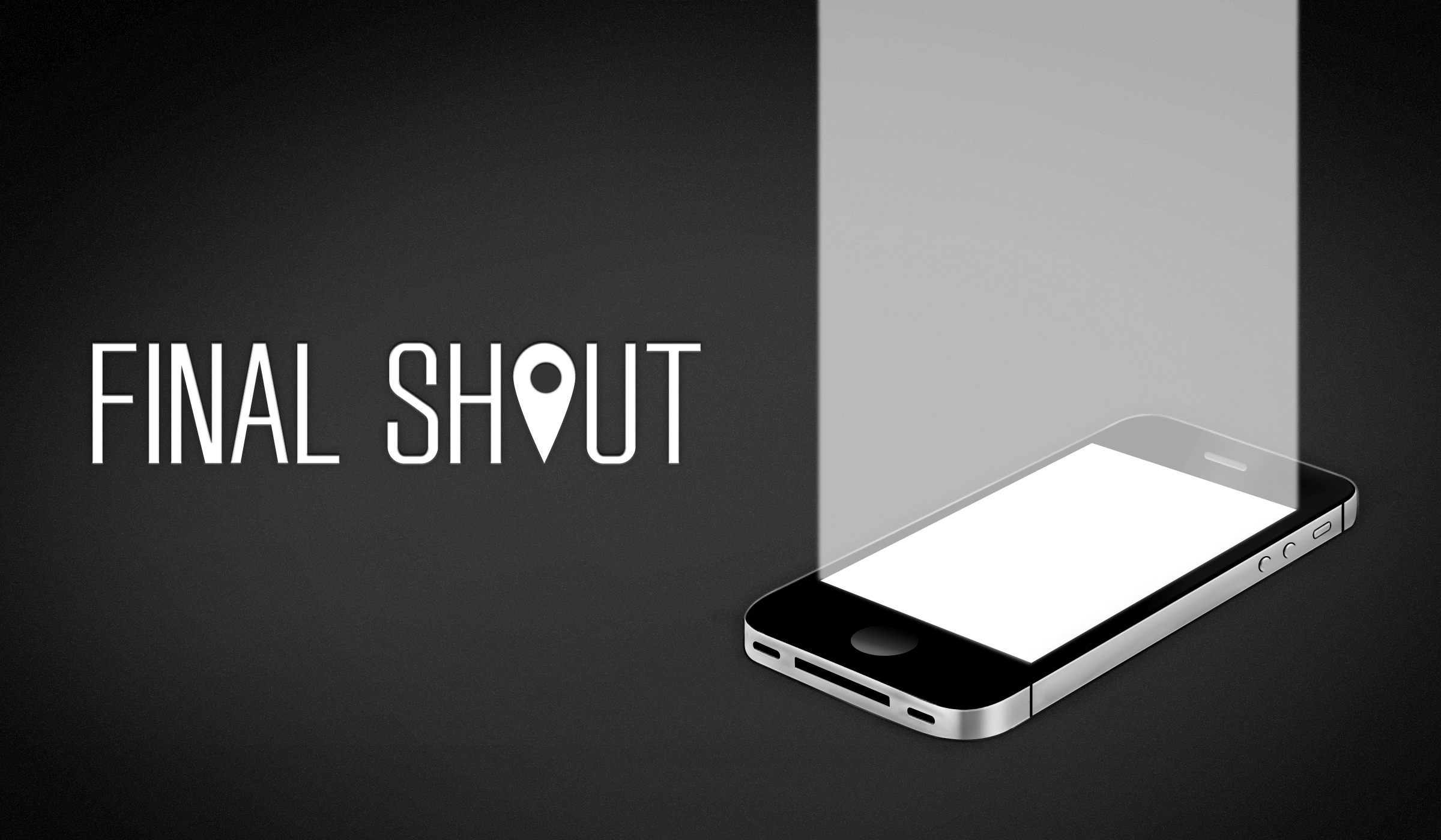 "iPhone App ""FINAL SHOUT"""