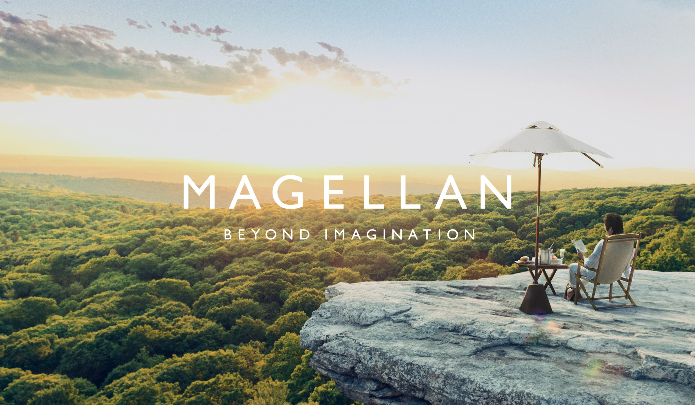 MAGELLAN RESORTS -BEYOND IMAGINATION-