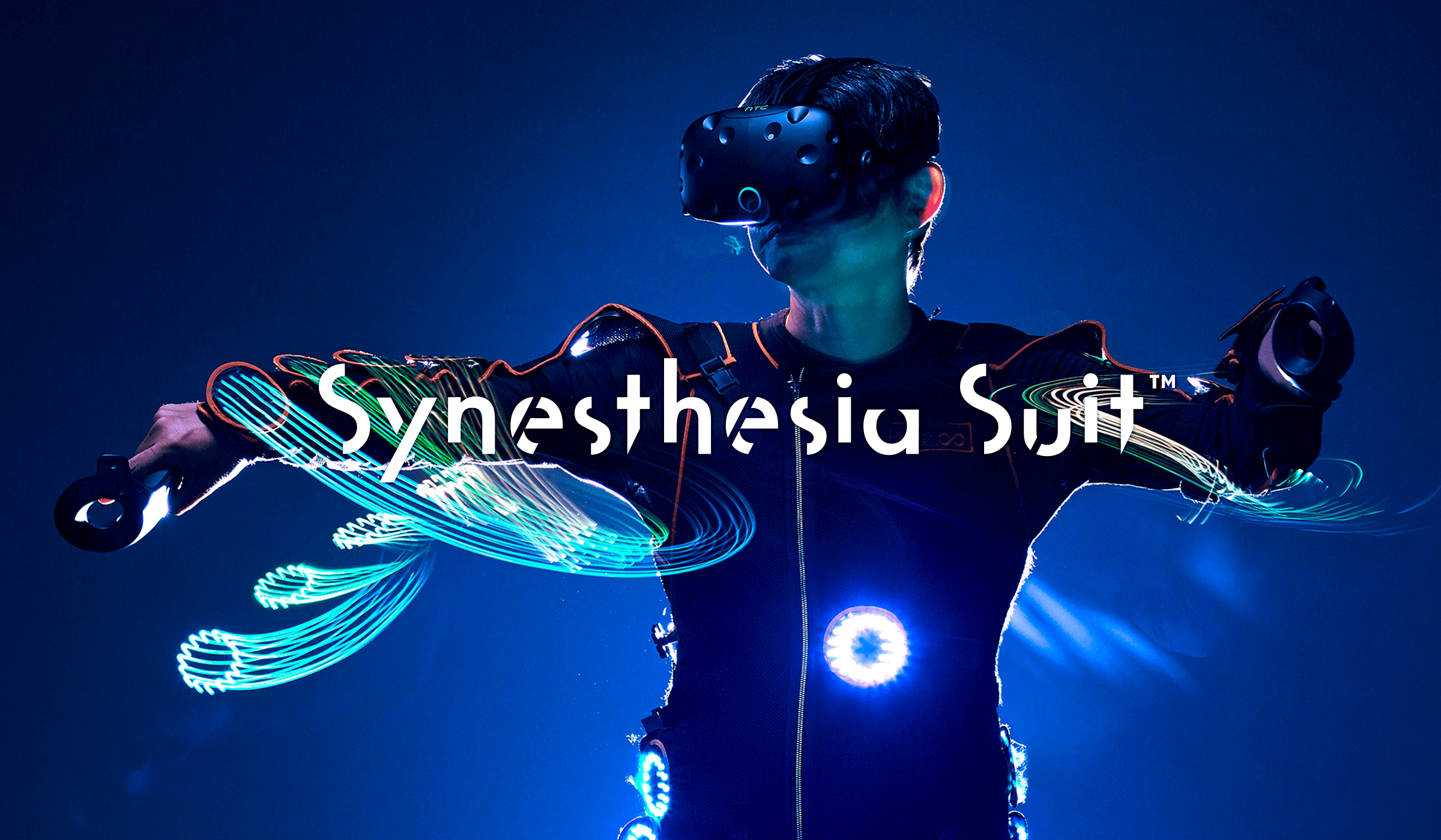 Synesthesia Suit -Brand Site-